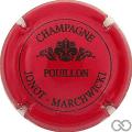Champagne capsule 14 Rouge et noir