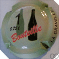 Champagne capsule 882.a Personnalisée sur n° 882.a