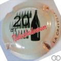 Champagne capsule 882.h Personnalisée sur n° 882.h
