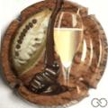 Champagne capsule 800 Personnalisée sur n° 800