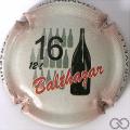 Champagne capsule 882.g Personnalisée sur n° 882.g