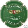 Champagne capsule 10 Vert