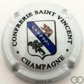 Champagne capsule 23.a 2016, blanc et noir