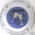 Champagne capsule 42.a Contour blanc