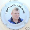 Champagne capsule 55 Cuvée 30 ans Corentin