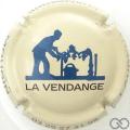 Champagne capsule 20 La vendange