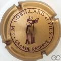 Champagne capsule 6 Or foncé, Grande Réserve