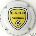 Champagne capsule  E.S.B.B Vétérans