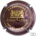 Champagne capsule 3 Marron