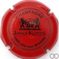 Champagne capsule 9 Rouge et noir
