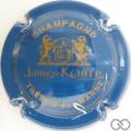 Champagne capsule 2 Bleu