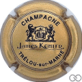 Champagne capsule 5 Or