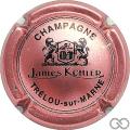 Champagne capsule 6 Rosé