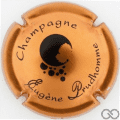 Champagne capsule 10.o Cuivre et noir