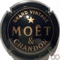 Champagne capsule 239 Nabuchodonosor, noir et or, grand vintage