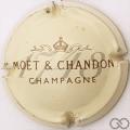 Champagne capsule 194 Quart, crème