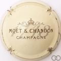 Champagne capsule 196 Nabuchodonosor, crème