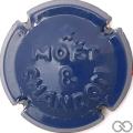 Champagne capsule 145.a Bleu