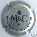 Champagne capsule 209 Gris, nectar impérial