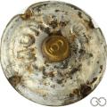 Champagne capsule 9.a Acier