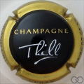 Champagne capsule 29 Contour or