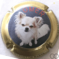 Champagne capsule 9.b Chien, Omer