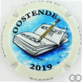 Champagne capsule 8.a Oostende 2019