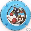 Champagne capsule 6 Nieuwpoort 2017