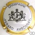 Champagne capsule 23 Contour or