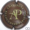 Champagne capsule 4 Marron et crème