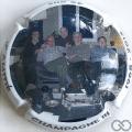 Champagne capsule H0404 Polychrome