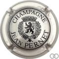 Champagne capsule 7.c Argent et noir