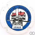 Champagne capsule 1 Musée d'Aviation, Maison rouge