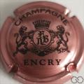 Champagne capsule  Rosé et noir