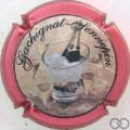 Champagne capsule 2 Contour rosé