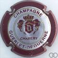 Champagne capsule 9 Contour bordeaux