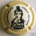 Champagne capsule 31.zc Contour crème