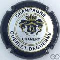 Champagne capsule 7 Contour noir, fond blanc