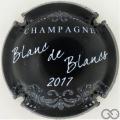 Champagne capsule 14 Blanc de Blancs 2017