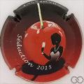 Champagne capsule 12 Cuvée Séduction 2015