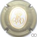 Champagne capsule 115.e Gris-argenté