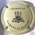Champagne capsule A1.b Crème et noir