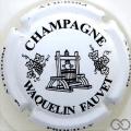 Champagne capsule 6 Blanc et noir