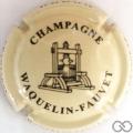 Champagne capsule A2 Crème et noir