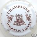 Champagne capsule 3 Blanc et marron