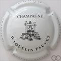 Champagne capsule A1.a Blanc et noir