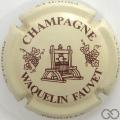 Champagne capsule 1 Crème et marron