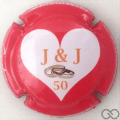 Champagne capsule  J & J 50