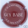 Champagne capsule 1 Marron