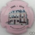Champagne capsule A1.d Rose